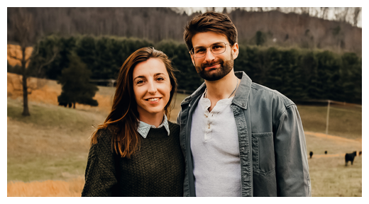 Chiropractor Christiansburg VA Dr Robyn Tarasidis With Significant Other